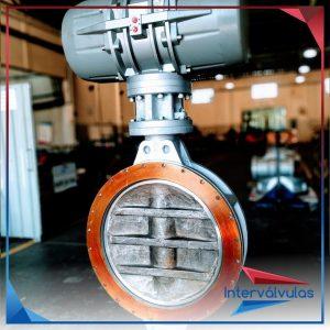 Válvula Borboleta Bi Excêntrica Série 200 – 30″ Classe 300 2
